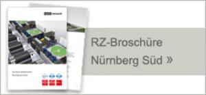 Die Broschüre zum Rechenzentrum Nürnberg Süd