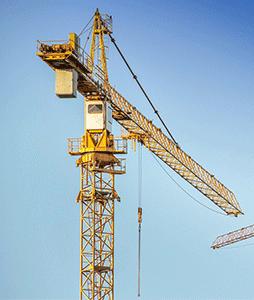 Der Bau von High-End-Rechenzentren