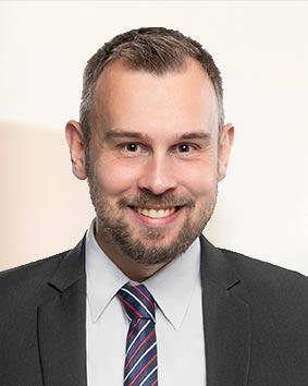 Marcel Kempe, Head of Governance & Standards