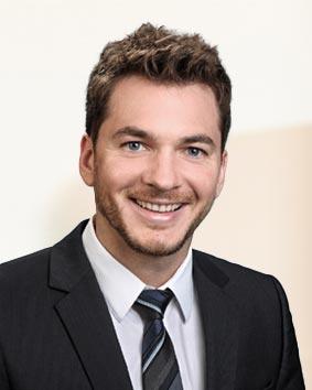 Stefan Burch, Head of Internal Audit